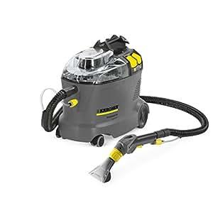 Kärcher Puzzi 8/1 C - Vacuum Cleaner - Aspirateur - 1200 WNoir, Gris, Jaune