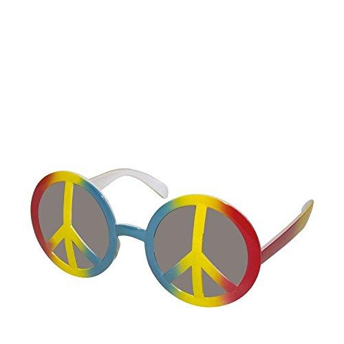 Peace Brille - P'tit Clown 40001Brille Kunststoff-Hippie-Peace and
