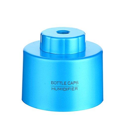 DINGANG Nueva Cable USB portátil Mini Botella de Agua Tapas humidificador Aroma Aire Aromaterapia Difusor de Aceite Esencial Mist Maker humidificador de Puros atomizador