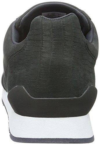 Lacoste L!VE- Sneaker - Homme noir (BLK/NVY)