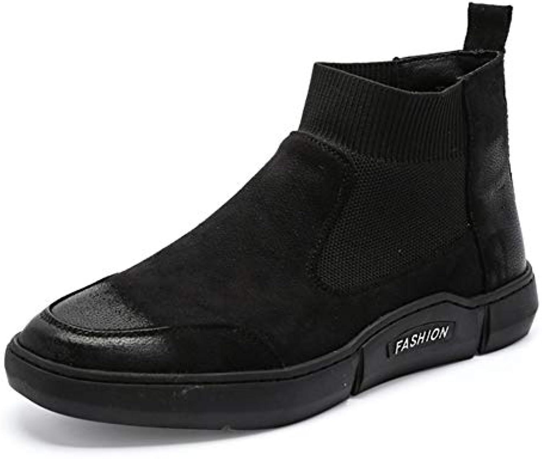 f7c003e69dd48d Lovers scarpe, Autunno Inverno Uomo Chesil Scarpe traspiranti Stivali  Stivali Stivali alti Scarpe casual Camouflage