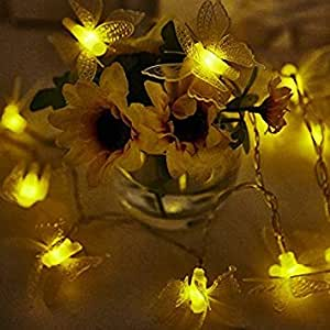 Buy 09 3d Butterfly Eu 220v 5m 20 Garlands Led Christmas Lights