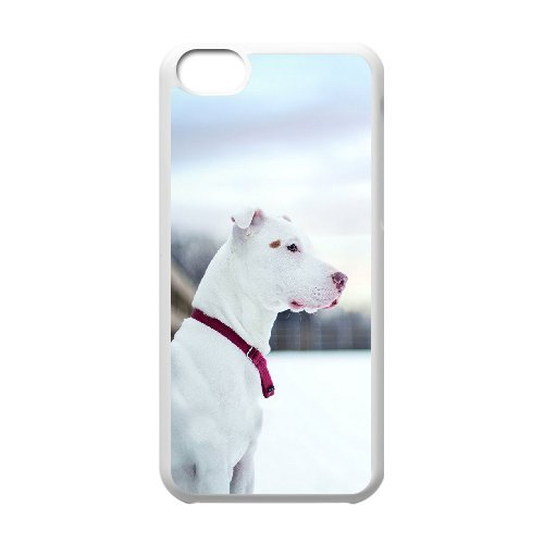 LP-LG Phone Case Of Pit Bull Terrier For Iphone 5C [Pattern-6] Pattern-4