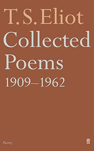 Collected Poems 1909-62 by T.S. Eliot (2002-01-01)