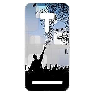 a AND b Designer Printed Mobile Back Cover / Back Case For Asus ZenFone Selfie (ZEN_SELF_3D_406)