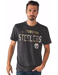 NFL Hombres de línea hasta Tri-Blend T-Shirt de Manga Corta 636f8a73573