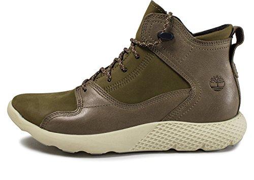 Timberland Sneakerboot Wedge L Black LICHEN
