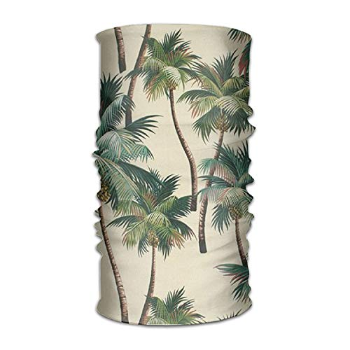 Preisvergleich Produktbild Miedhki Palm Tree Headwear Bandanas Seamless Headscarf Outdoor Sport Headdress Running Riding Skiing Hiking Headbands Fashion18
