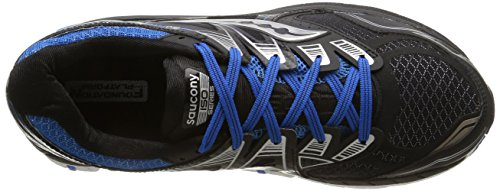 Saucony - Redeemer - , homme, multicolore (black/blue), taille multicolore (Black/Blue)