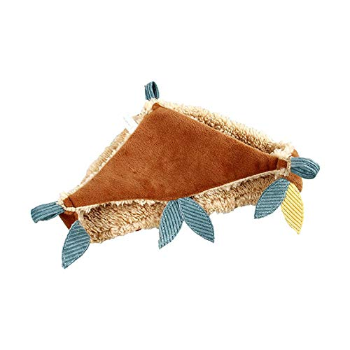 winnerruby Warme Plüsch Hängematte Schaukel Baumwolle Hängen Bett Nest Haus für Hamster Fliegen Eichhörnchen Ratte Maus Kleines Haustier Tierkäfig Spielzeug Komfortabel