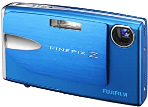 Fujifilm FinePix Z20fd Digital Camera - Ice Blue (10.0MP, 3x Optical Zoom) 2.5 inch LCD
