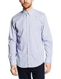 Caramelo Camisa Hombre  Azul XL