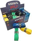 Karakal - PU Super Grip - selbstklebendes Griffband für Badminton, Squash, Tennis, Hockeyschläger oder Eisstock -24er Verpackungen - gemischt/Assorted Variante 2
