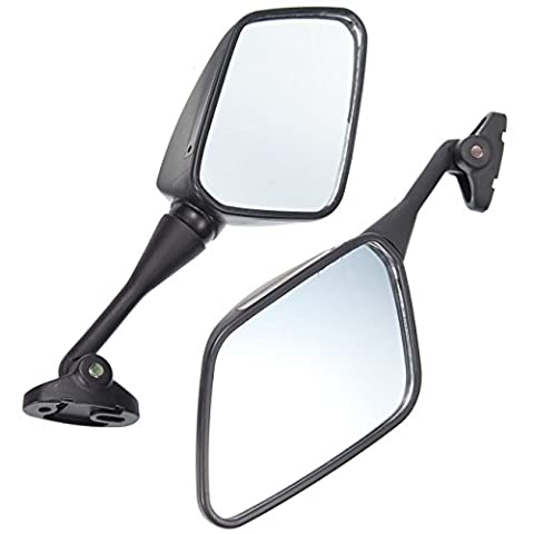 LEAGUE&CO For HYOSUNG GT125R / GT250R / GT650R / GT650S Rearview Rear View Mirror Pair