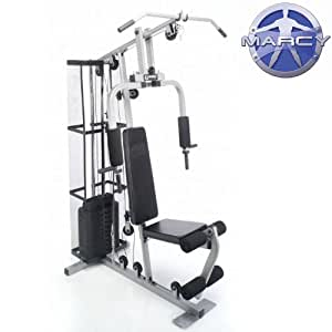 Marcy HG80 Multi Gym/Home Gym With Shrouded Weights Stack
