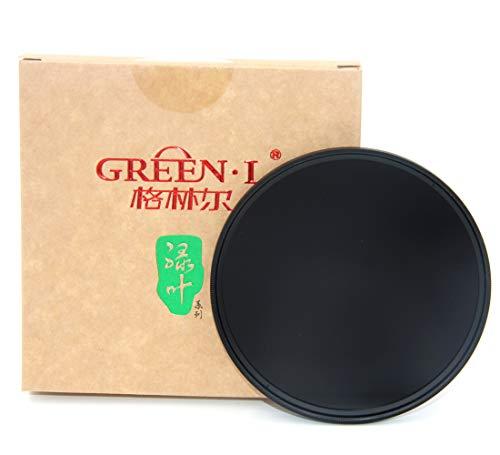 GREEN.L 82mm Neutral Density ND8 Objektivfilter Neutral Density Optical Glass 3 Stop ND 8 82mm - 3 Stop-nd-filter