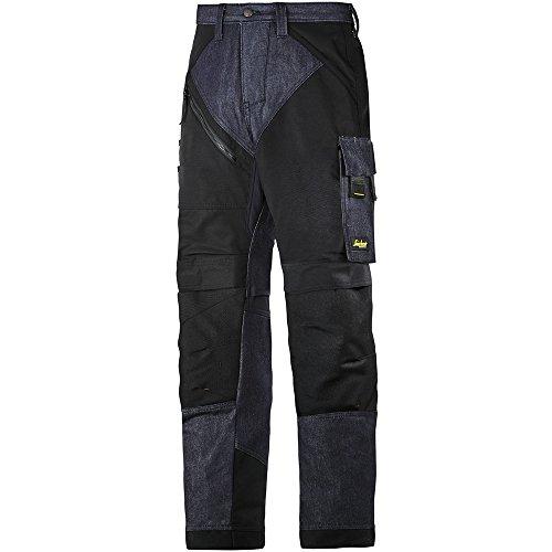 Snickers Workwear RuffWork Denim Arbeitshose, 63056504048