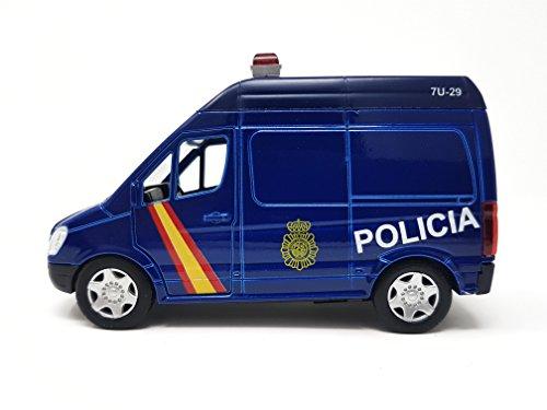 PLAYJOCS FURGÓN POLICÍA Nacional GT-3689
