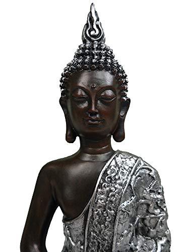khevga Dekorationsartikel Deko-Figur Buddha 30cm - 6
