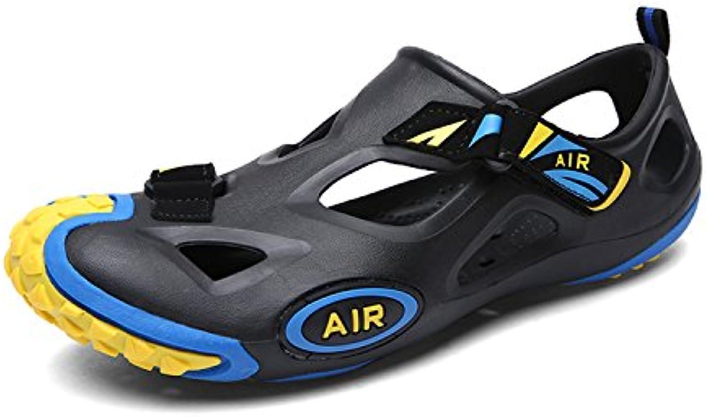 WAWEN Sandalias Zapatos de Verano Playa Agua Baño EVA Sandalias Suaves Zapatos de Vacaciones Sandalias Unisex...