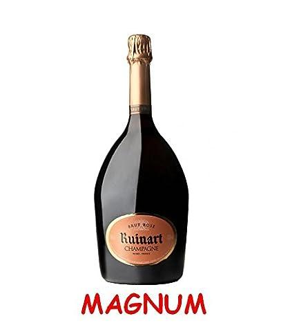 Magnum de champagne Ruinart Brut Rosé 1.5L