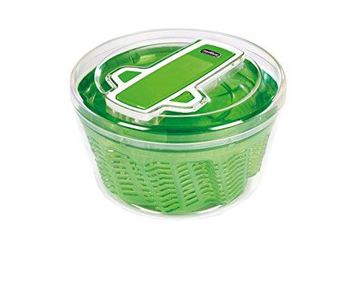 Zyliss Smart Touch Salatschleuder Large grün