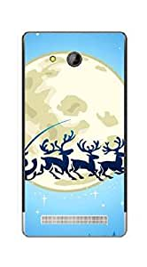 UPPER CASE™ Fashion Mobile Skin Vinyl Decal For Karbonn A6 [Electronics]