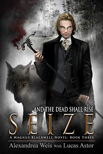 Seize (A Magnus Blackwell Novel Book 3) (English Edition)
