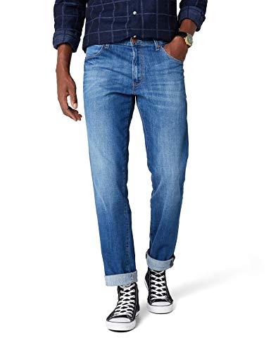 Wrangler Herren Arizona Stretch Classic Jeans, Blau (Lighten Up 173), 35W / 34L Original Arizona Jean