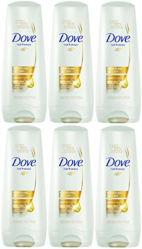 Dove Nutritive Lösungen Pflegende Oil Care Conditioner 200 ml (6 Stück)