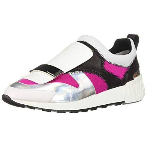 41frv19HeqL. SS500  - Sergio Rossi Women's Sr1 Running Patch Sneaker