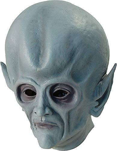 üm Zubehör Star Wars Alien Style unheimlich Gesichtsmaske ()