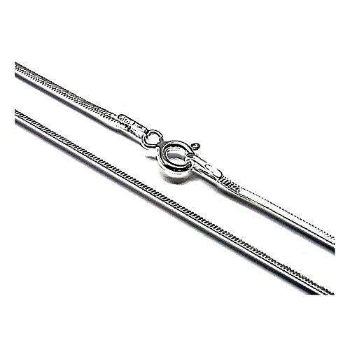 lisa-925m-silber-kette-45cm-gesetz-mole-diamant-schwanz-draht-025mm-ab0378