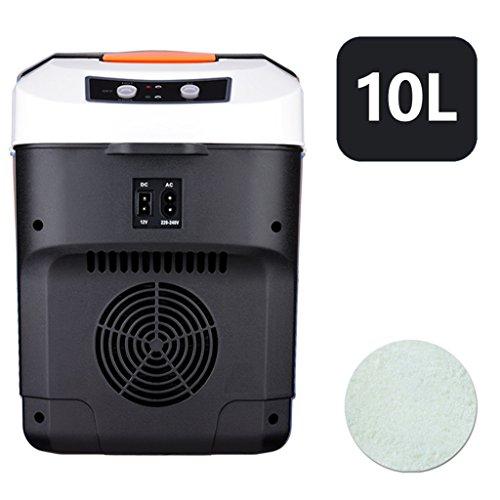 Wadiy Coche de Doble Uso Refrigerador del Coche 12 / 24v Batería...