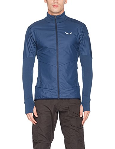 Salewa Herren Pedroc PTC Alpha Jacke Softshelljacken, Dark denim/3990, M