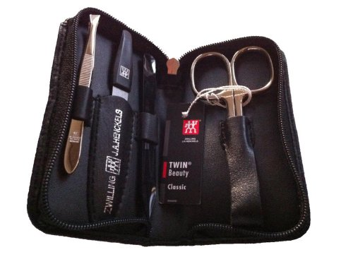 Zwilling 97246-045 Twin Beauty Classic Manicure-Etui (4 pieces)