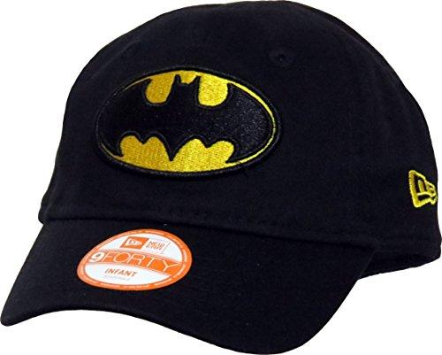 New Era DC Comics Infant 9FORTY Cap - Batman