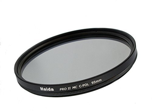 Haida Pro II Digital Polfilter Zirkular MC (multicoating) - 95mm