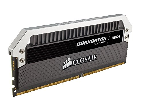For Sale Corsair CMD32GX4M4B3866C18 Dominator Platinum DDR4 32 GB (4 x 8 GB ) 3866 MHz C18 XMP 2.0 Enthusiast Desktop Memory Kit with Dominator Airflow LED Fan Kit Reviews