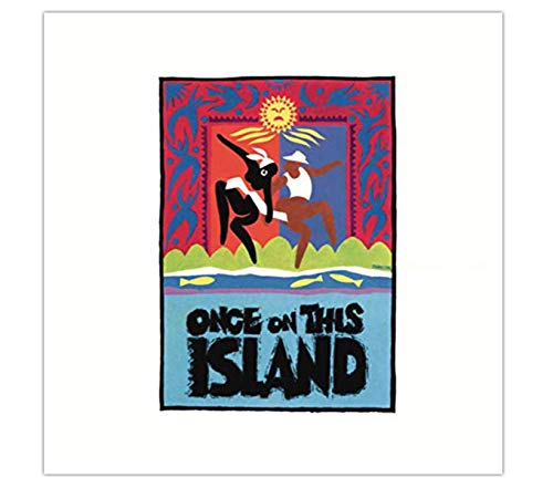 Lynn Ahrens - Once on This Island -The Musical Original Broadway Cast Recording Exclusive Vinyl LP