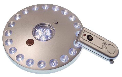 as - Schwabe 46960 LED Spot-Leuchte 20+3 mit Fernbedienung, IP20 Innenbereich -