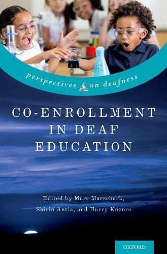 Co-Enrollment in Deaf Education (Perspectives on Deafness)