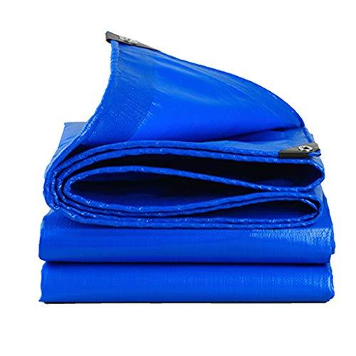 Regenschutztuch Wasserdichtes Markisentuch für Sonnenschutzmittel Außenplane Sonnenschutzplane Kunststoff-Sonnenschirm Mehrere Größen (größe : 5m*7m)