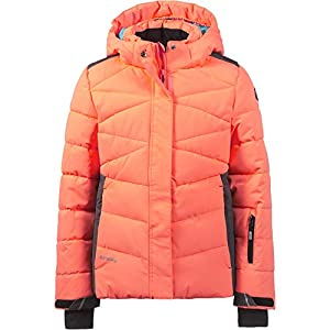 ICEPEAK Kinder Skijacke orange 128