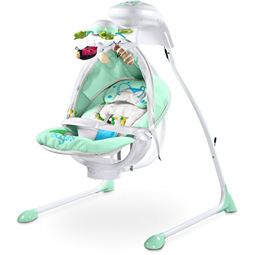 Columpio balancín bebé Caretero