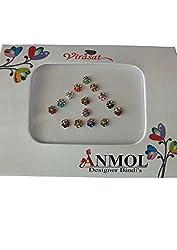 Anmol Virasat Multicolour Small Size Round Bindi