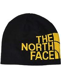 The North Face Ascentials TNF Gorro, Unisex adulto, Multicolor (Tnfblack/Tnfylw), Talla única