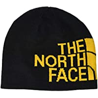 The North Face Ascentials TNF Gorro, Unisex adulto, Multicolor (Tnfblack/Tnfylw), Talla única