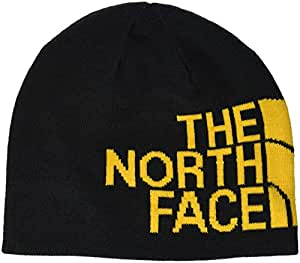 466ebaf4ec0 THE NORTH FACE Reversible TNF Banner Beanie  Amazon.co.uk  Sports ...