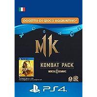 Mortal Kombat 11 Kombat-Pack - PS4 Download Code - IT Account Edition | PS4 Download Code - IT Account